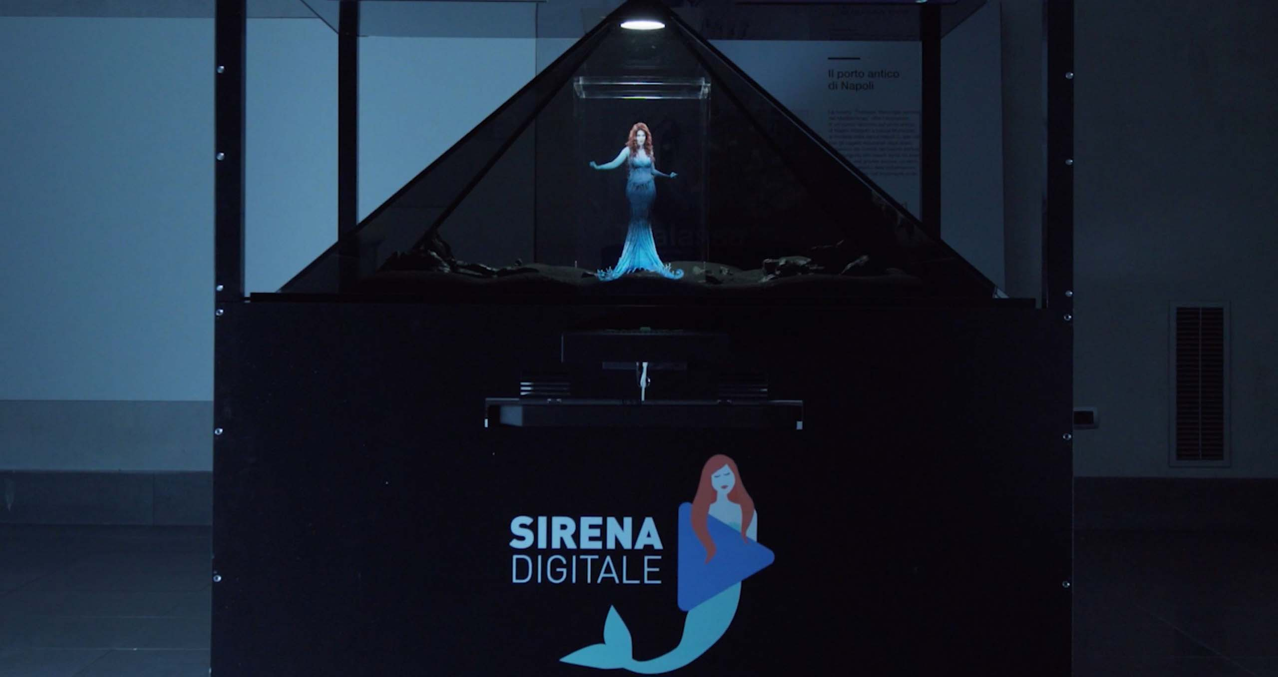 Sirena Digitale Upside Production
