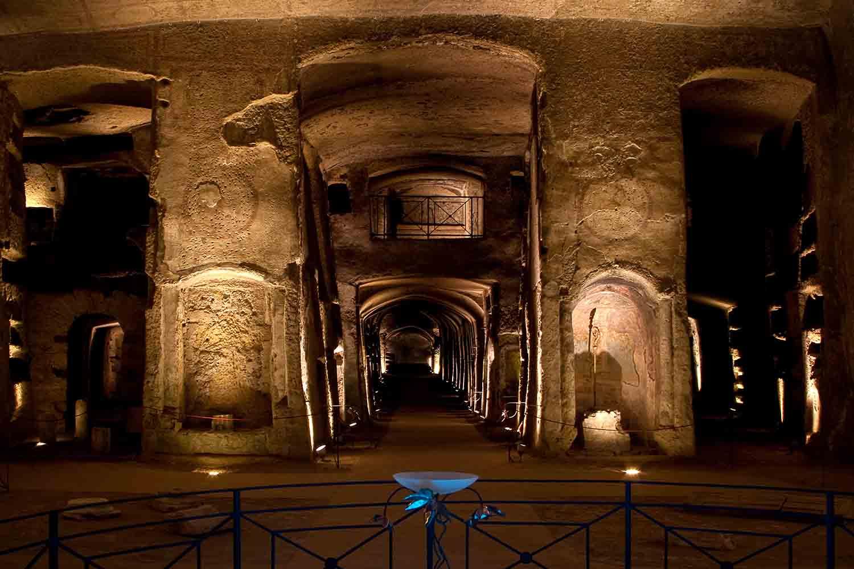 catacombe di san gennaro upside production
